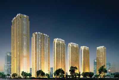杭州市钱江新城·城市之星A标项目