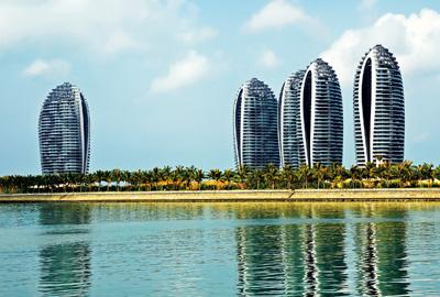 三亚凤凰岛国际养生度假中心5号楼