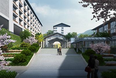 杭州市西湖区社会福利中心二期PPP项目