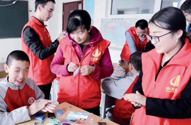 《慈善活动日》图片新闻——北方新报