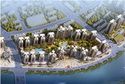 盛天名城28#、29#、30#、31#、32#楼施工总承包项目简介