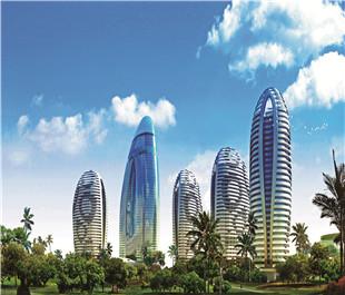 三亚凤凰岛国际养生度假中心