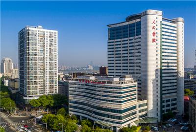 湖北省人民医院外科综合大楼