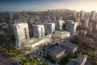 杭政工出【2015】3、4号地块杭州顺丰创新中心幕墙工程