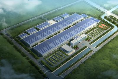 青岛力神动力电池基地建设项目