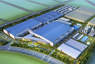 南京中电熊猫电子生产基地