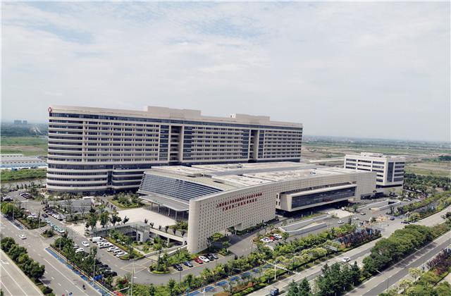 中天二建宁波市杭州湾医院工程荣获国家优质工程奖