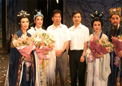 2005年,东部文化西部行